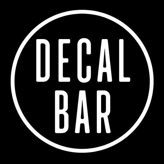 Decal Bar Manila 🇵🇭